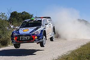 WRC Новость Пэддон объяснил причины спада в карьере поиском идеальных настроек