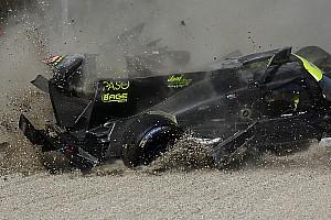 ELMS Noticias de última hora GALERÍA: Delomier sufre un fuerte choque en Monza
