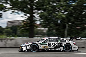 DTM Reporte de calificación Blomqvist y BMW pole en la segunda carrera del DTM en Norisring