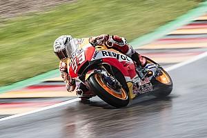 MotoGP Qualifiche Marquez in pole al Sachsenring davanti ad un super Petrucci
