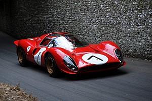 Vintage Top List GALERÍA: los bellos coches deportivos de Goodwood 2017