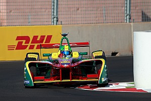 Formula E Practice report Marrakesh ePrix: di Grassi leads Renault duo in first practice