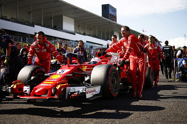 Raikkonen bingung dengan kondisi Ferrari saat ini