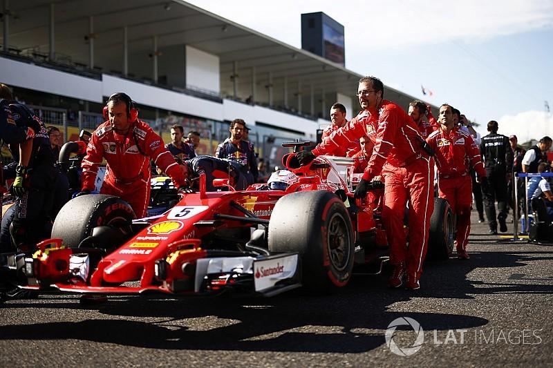 Vettel title hopes suffer major blow after Suzuka DNF
