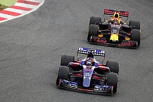 Формула 1 Новость В Toro Rosso захотели получать больше запчастей от Red Bull