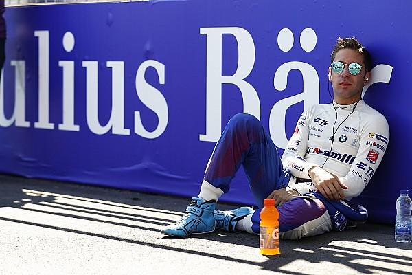 Formule E Actualités Frijns écarté d'Andretti à cause de sa relation avec Audi