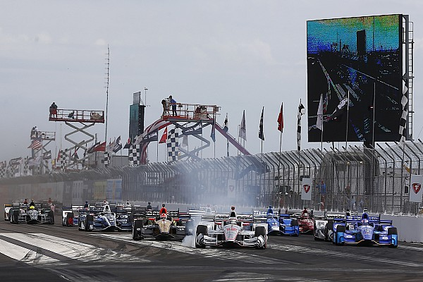 IndyCar Power rues lost opportunity at St. Petersburg