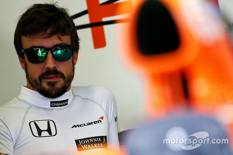 【F1】「メディアは僕らの問題を誇張して騒いでいただけだ」とアロンソ