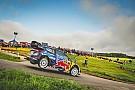 WRC Ogierse félicite d'une