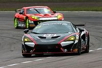 Rockingham British GT: Rabindra scores another class podium