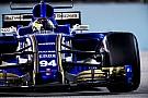 A Wehrlein-Leclerc pároson dolgozik a Sauber 2018-ra