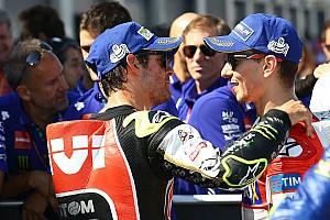 MotoGP Nieuws Crutchlow geeft Lorenzo de schuld van botsing: