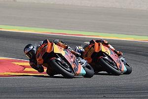 MotoGP News Kallio & Espargaro loben KTM-Fortschritte: Niemals langsamer