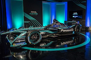 Formule E Diaporama Jaguar Racing présente sa nouvelle Formule E