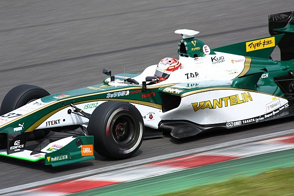 Super Formula Suzuka: Nakajima rebut pole, Gasly P8
