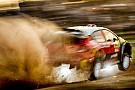 WRC Галерея: суміш гравію та асфальту на Ралі Іспанія
