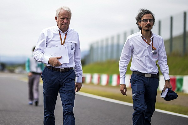 Formula 1 Breaking news FIA facing Mekies replacement headache for F1 opener
