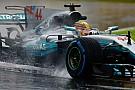 A legjobb esős F1-es képek Suzukából