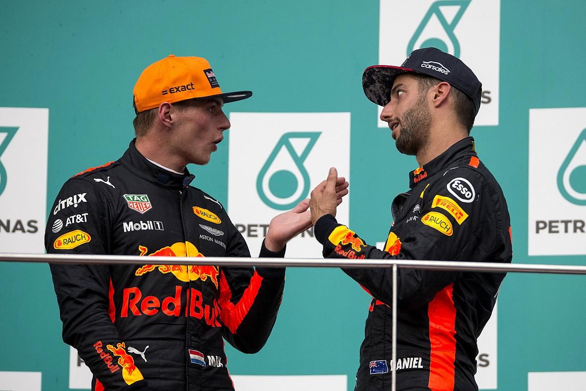 Verstappen questions Ricciardo's Renault move