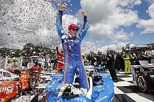 IndyCar Важливі новини IndyCar на Роуд-Америка: Діксон вирвав перемогу у пілотів Penske