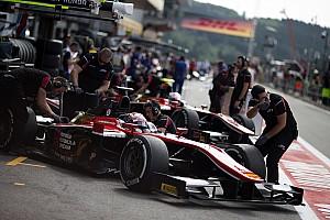 FIA F2 Новость Ф2 станет «почти обязательной» для перехода в Формулу 1