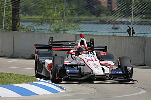 IndyCar Breaking news Gutierrez satisfied with IndyCar debut, seeks more from Race 2
