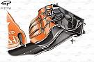 Formel 1 Formel-1-Technik: Entwicklung des McLaren MCL32 in der Saison 2017