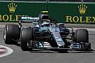 Formule 1 Bottas: Mercedes