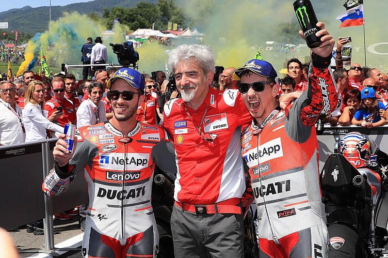 Ducatis Gigi Dall'Igna: