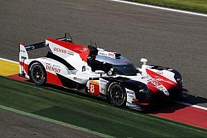 WEC Rennbericht WEC 6h Spa 2018: Alonso siegt beim Debüt im Toyota!