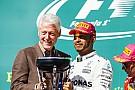 Формула 1 В подробностях. Гость Гран При США: Билл Клинтон