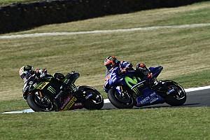 MotoGP Ultime notizie Yamaha: Vinales vedrebbe di buon occhio Zarco su una M1 2018