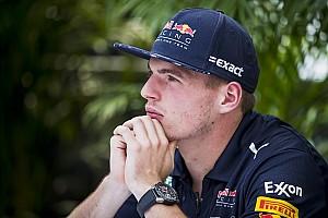 Formel 1 Reaktion Max Verstappen entschuldigt sich, aber: