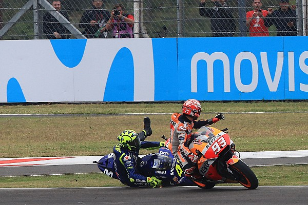 Marquez should be placed