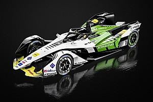 Формула E Самое интересное Новая машина Формулы Е: как выглядят ливреи разных команд