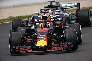 F1 テストレポート レッドブル、いきなり速さと信頼性を発揮。トロロッソも93周走破