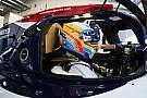 IMSA 阿隆索在阿拉贡赛道完成LMP2测试首秀