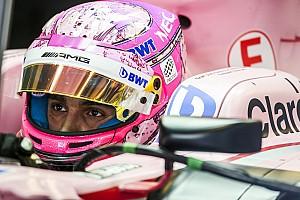 Formule 1 Réactions Ocon, 8e:
