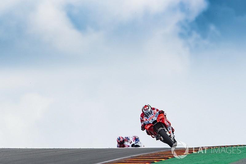 Live: Follow Sachsenring MotoGP qualifying as it happens