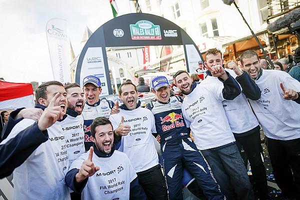 Ожье испытал от титула с M-Sport больше эмоций, чем с Volkswagen