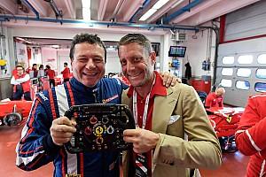 Ferrari Intervista Lapo Elkann: