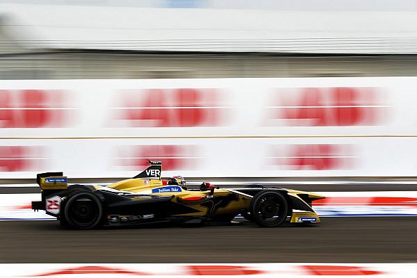 Вернь выиграл квалификацию Формулы Е в Чили