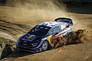 WRC Ogier crashes out of Rally Portugal