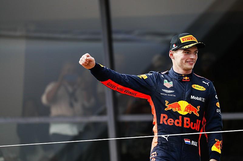 Verstappen, Avusturya'da podyum hedefliyor