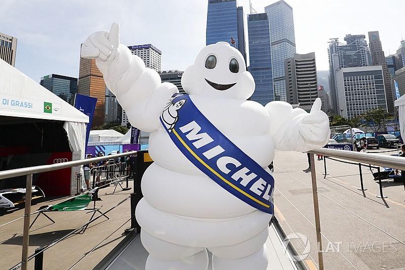 Michelin scelta come fornitore di gomme della Moto-e World Cup