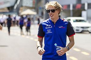 Формула 1 Новость Хартли отмахнулся от слухов об увольнении из Toro Rosso