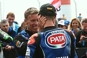 "Yamaha-teambaas looft Van der Mark: ""Hele jaar sterk en weinig fouten"""