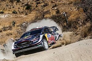 WRC Son dakika Evans'ın co-pilotu, kazanın ardından hastaneye kaldırıldı