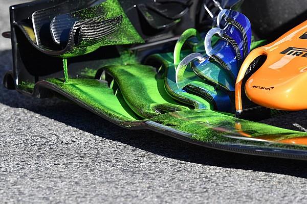 Formula 1 GALERI: Foto teknis terbaru tes pramusim F1 2018