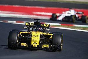 Formule 1 Actualités Renault gagne en maturité, Hülkenberg en optimisme